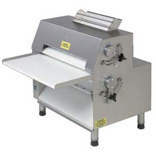 how to make a manual dough sheeter