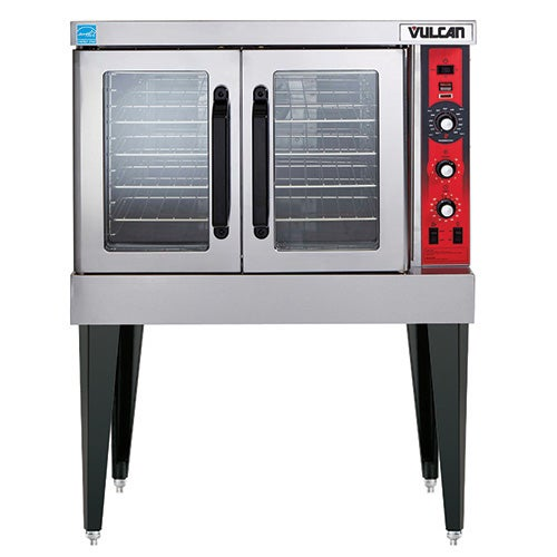 Vulcan VC4GD Single Stack Gas Convection Oven