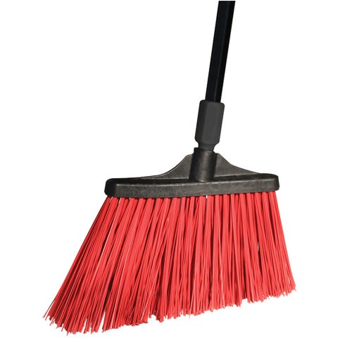 O-Cedar Commercial 6420 Maxistrong Angle Broom, CS of 6 - Central Restaurant Products