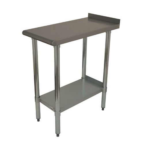 Value Series FT-3012 Equipment Filler Table with Spashguard - Central Restaurant Products