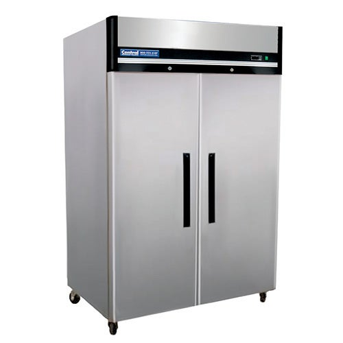 Central Exclusive 69K-035 Commercial Reach-In Freezer, Two Door