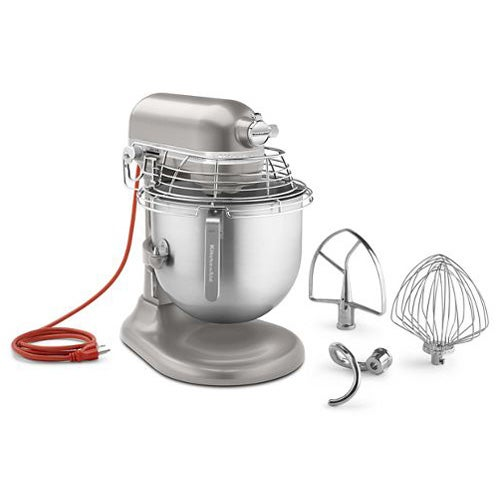 8 Qt Commercial Mixer With Bowl Guard And Bowl Lift