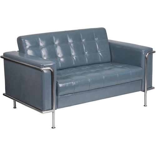 Flash Furniture ZB-LESLEY-8090-LS-GY-GG