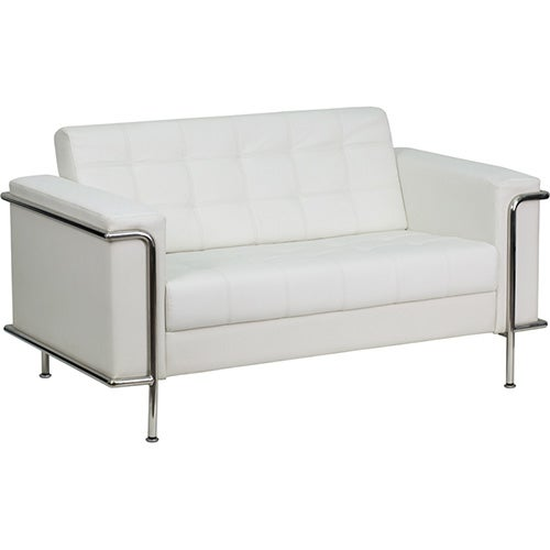 Flash Furniture ZB-LESLEY-8090-LS-WH-GG