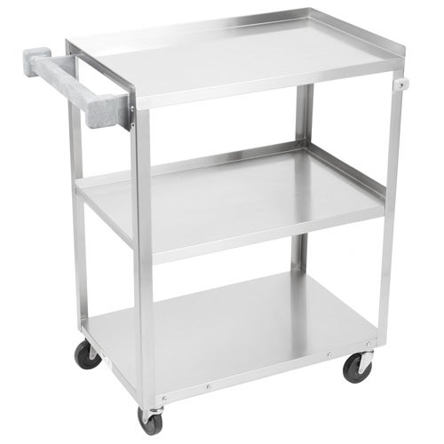 Vollrath 97120 Stainless Steel Utility Carts