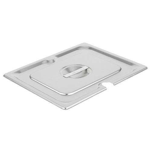 Vollrath 94200 Super Pan 3 Solid and Slotted Covers