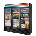 True GDM-72 Glass Door Commercial Merchandiser